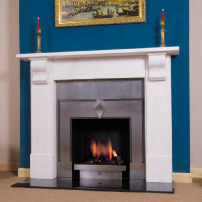 Edgehill Fireplace in Dulwich