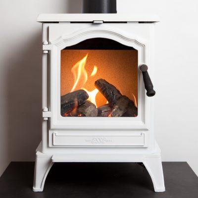 Esse 500 Vista flued gas stove